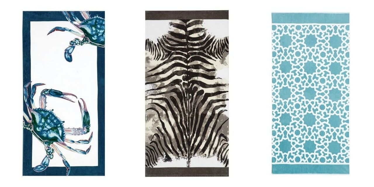 4 best beach towels 0501 courtesy
