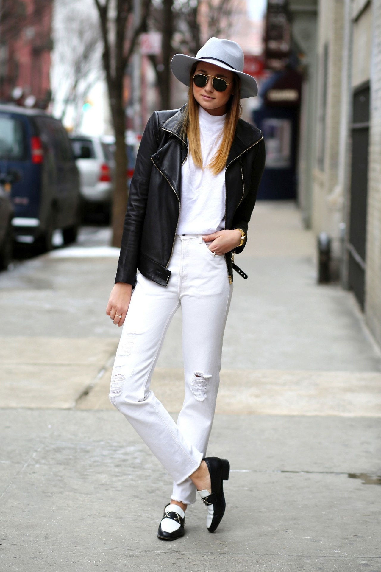 pudota winter white jeans we wore what
