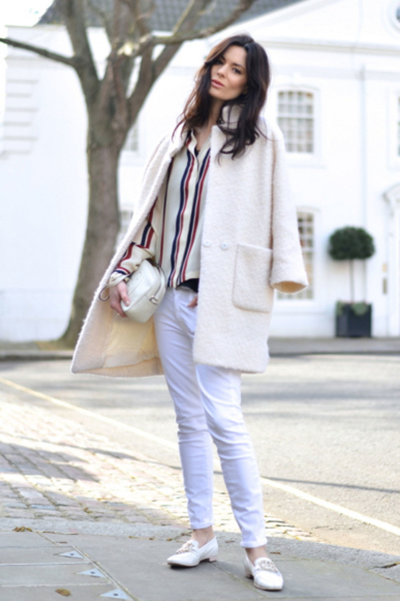 pudota winter white jeans northern light