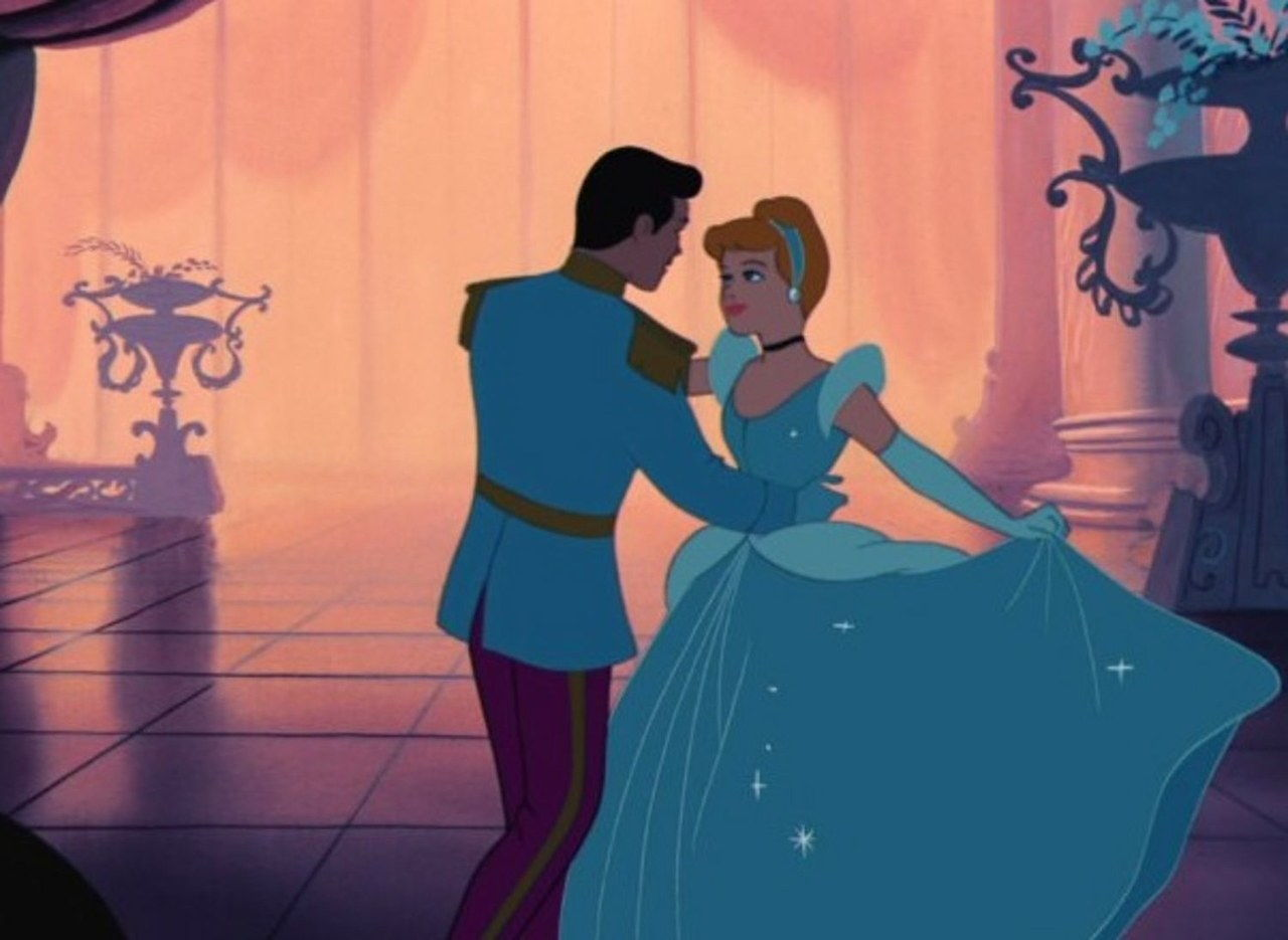 Cendrillon disney original