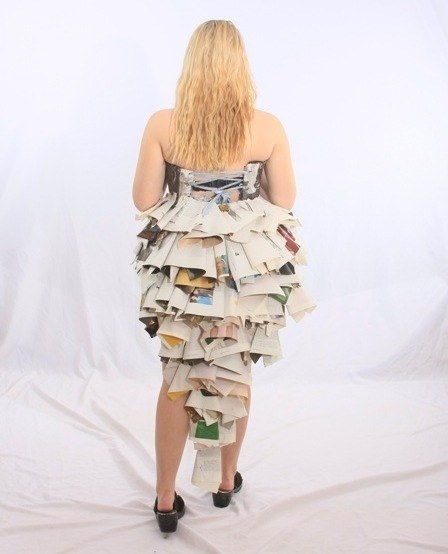 0412 dresses made out of magazines 3 fa