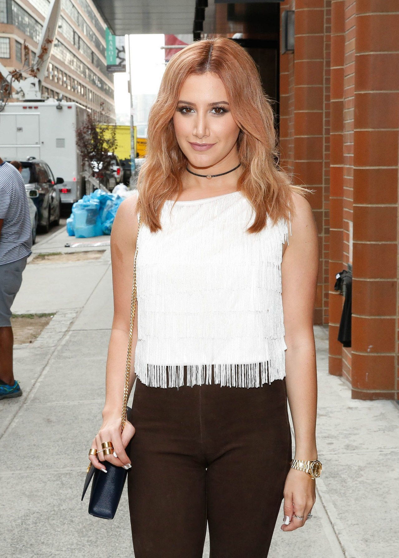 ashley tisdale makeup line announcment