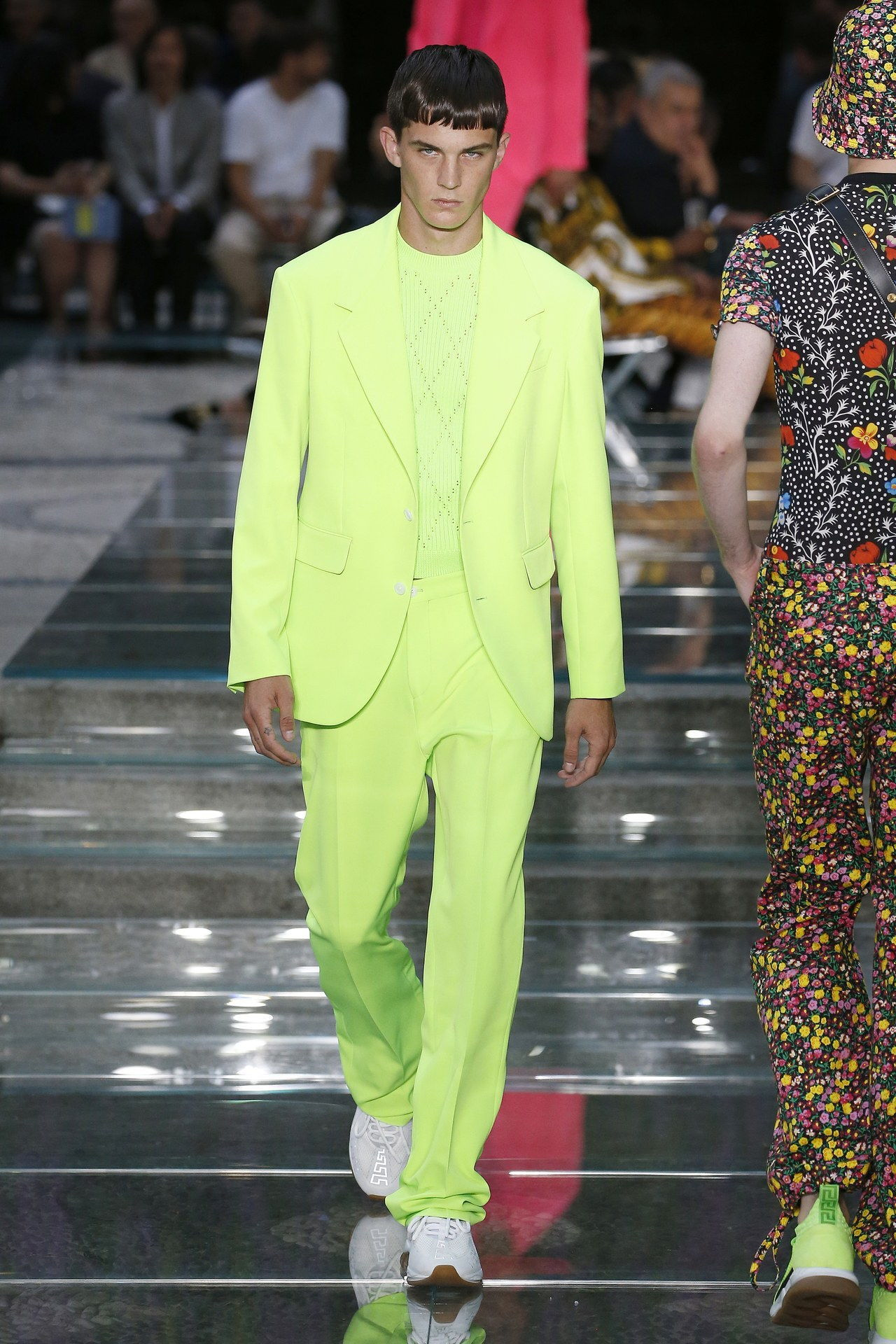Versace - Runway - Milan Men's Fashion Week Spring/Summer 2019