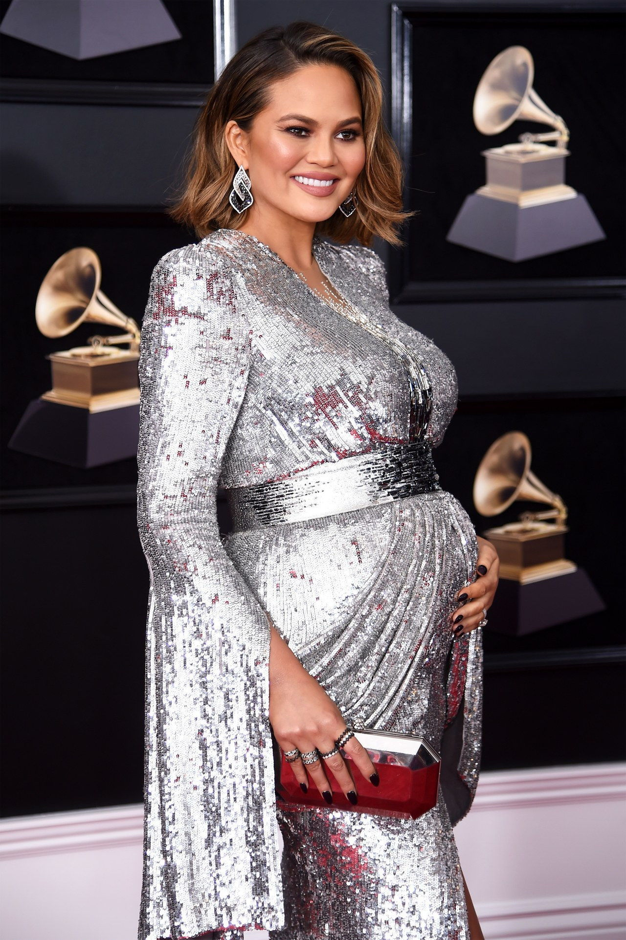 60. Annual GRAMMY Awards - Red Carpet