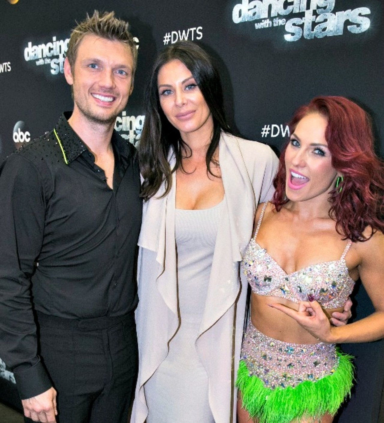 छेद carter lauren kitt sharna burgess dwts