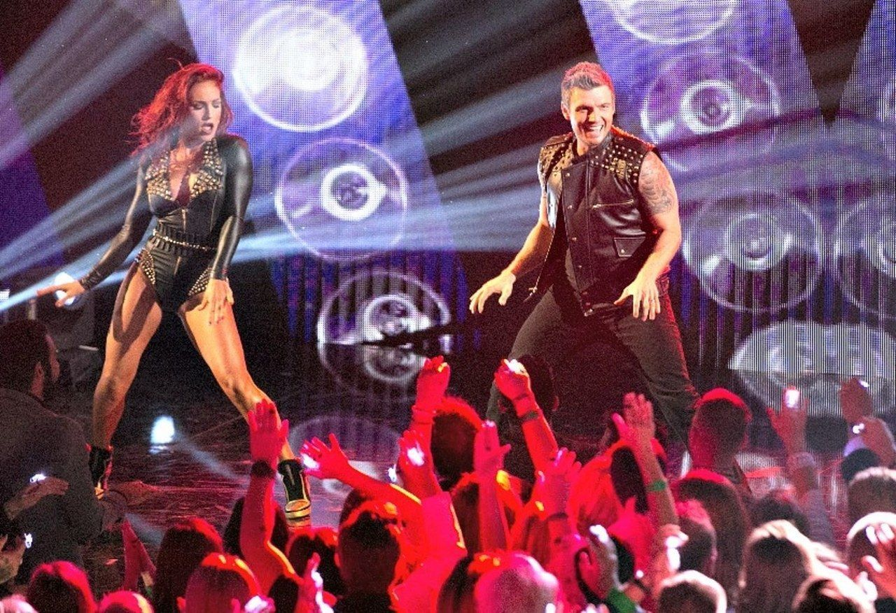 sharna burgess nick carter dwts dancing with the stars