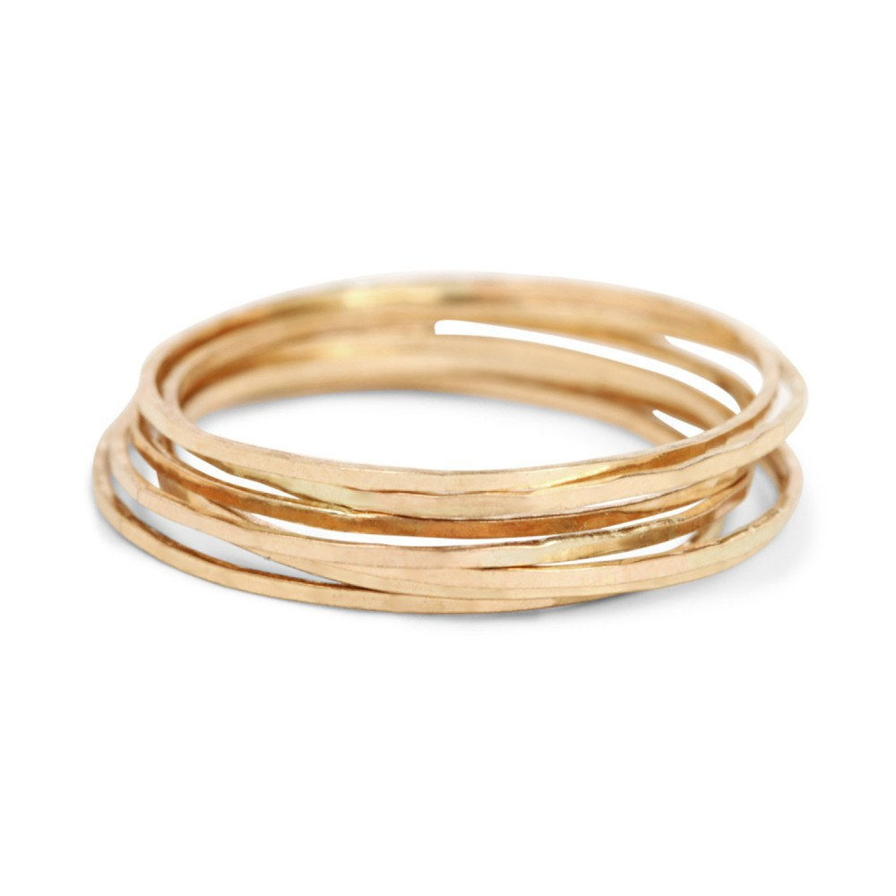 pohaban Ring, [$44](https://www.catbirdnyc.com/jewelry/catbird-jewelry/threadbare-ring-yellow-gold.html)