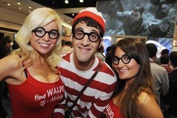 1008 quick halloween costume ideas wheres waldo fa