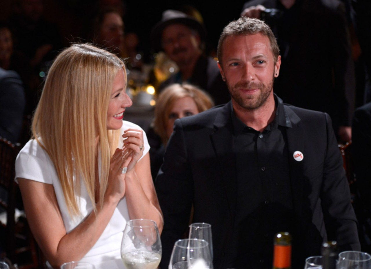 chris martin gwyneth paltrow duet