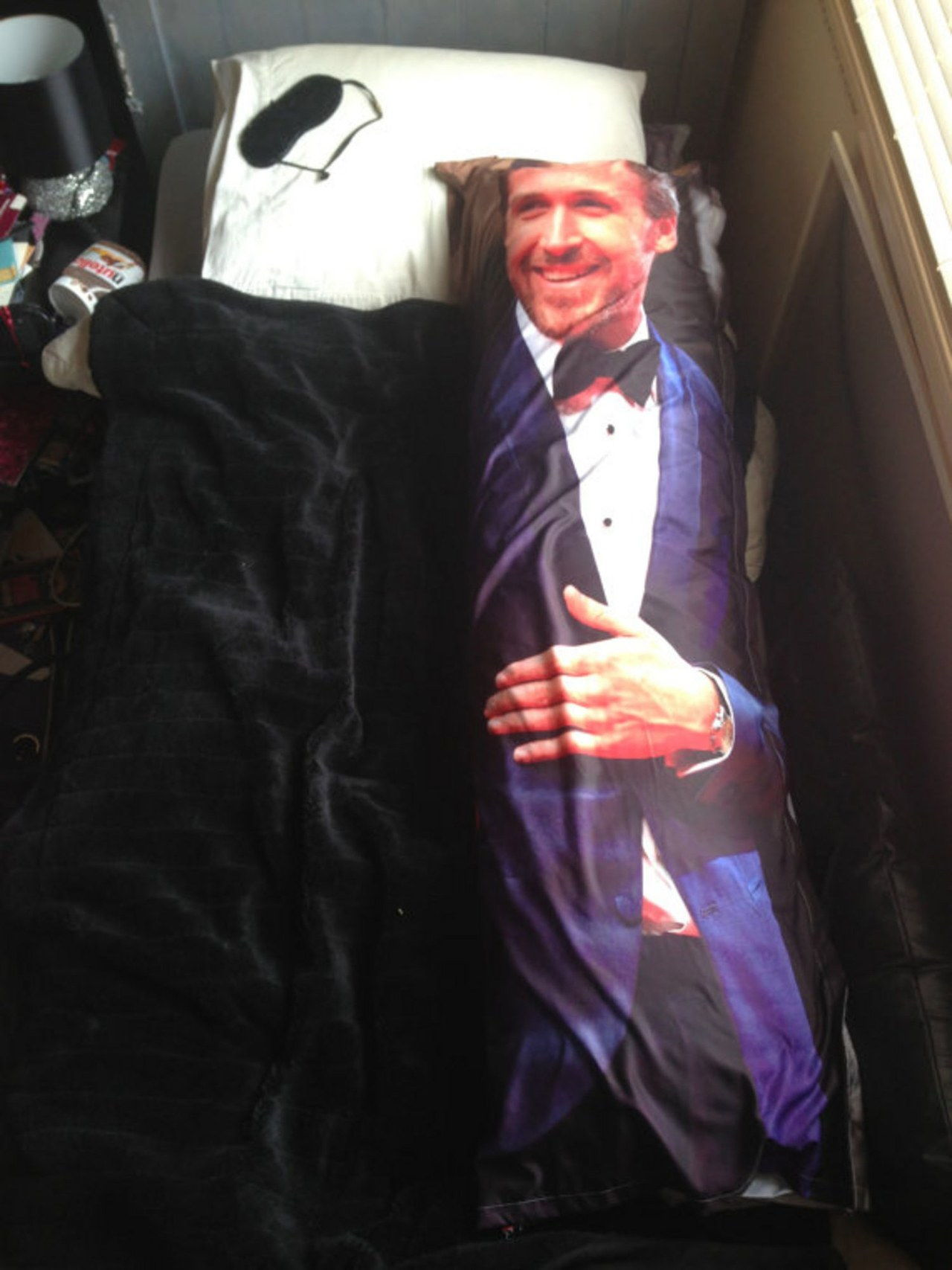 Ryan gosling body pillow