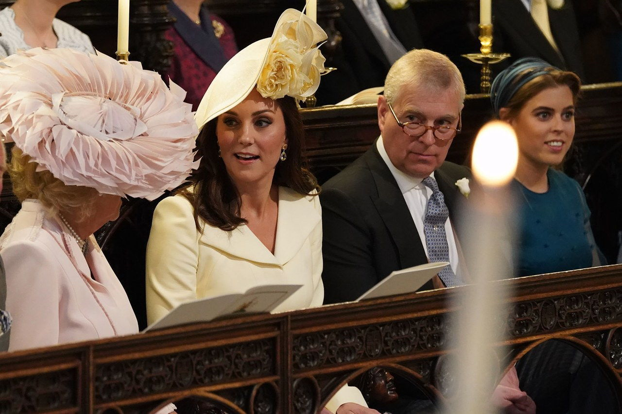 BRITAIN-US-ROYALS-WERDING-CEREMONY