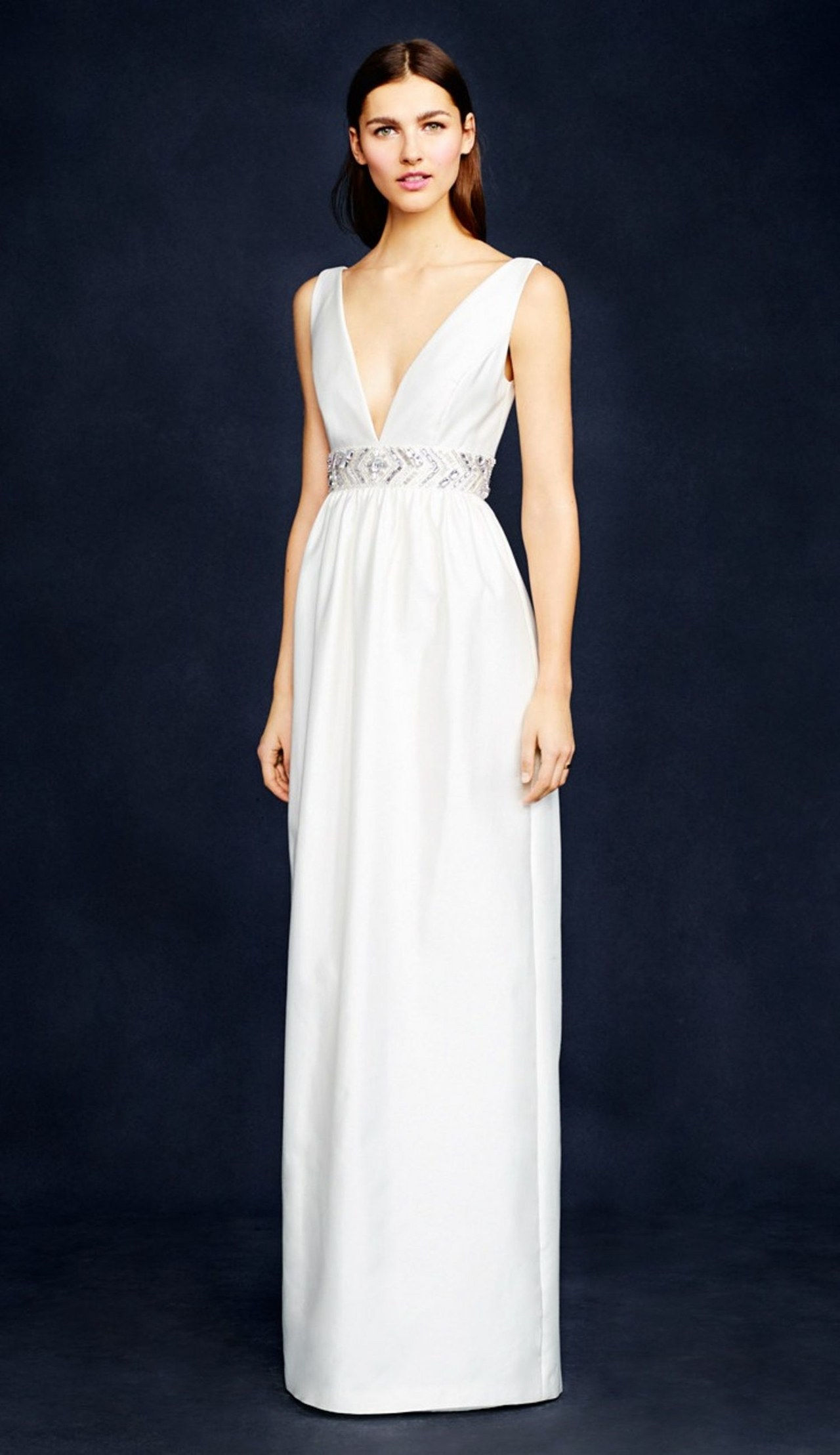 4 minimalist wedding dresses jcrew 0922