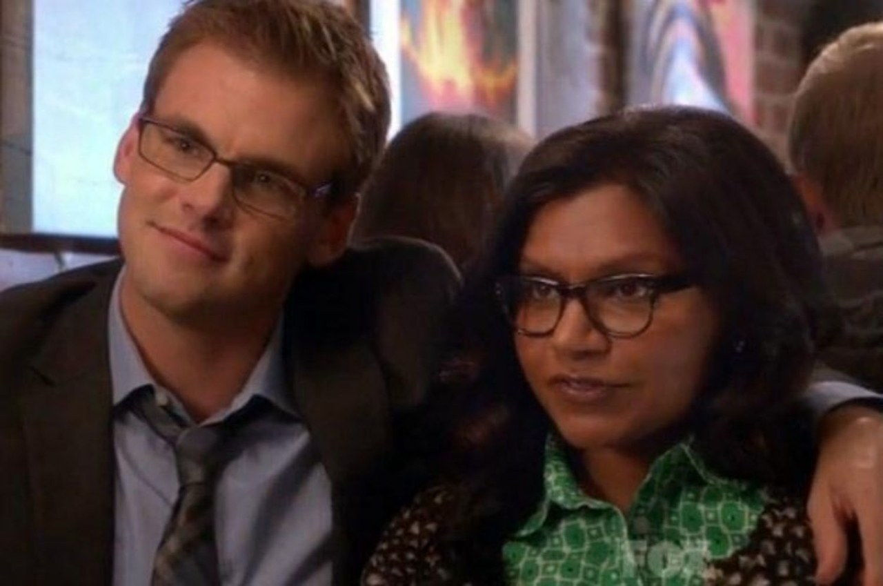 טומי dewey mindy project