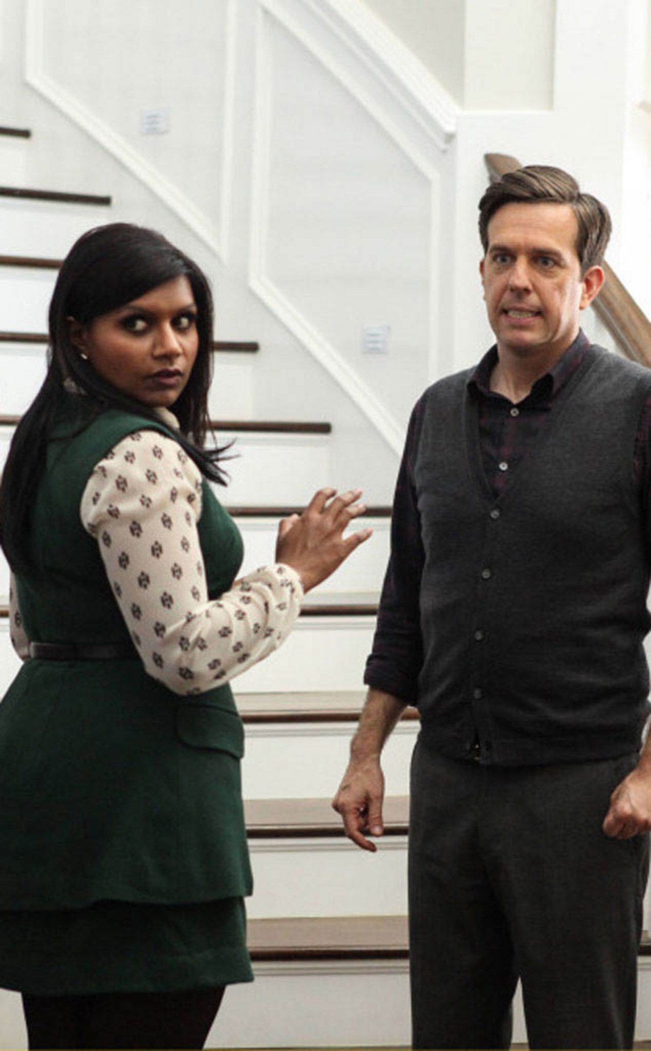 ד helms mindy project