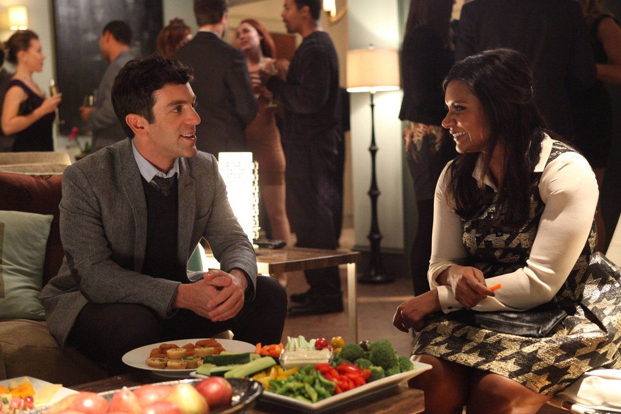 ב J novak mindy project