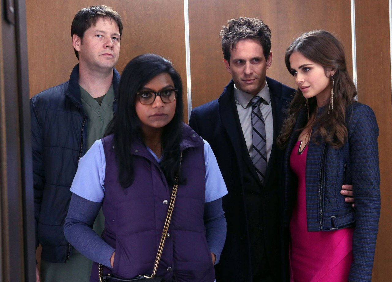North howerton mindy project