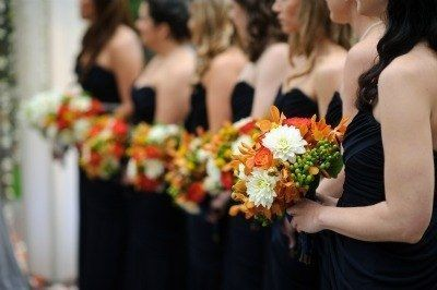 1221 bridesmaid bouquets we