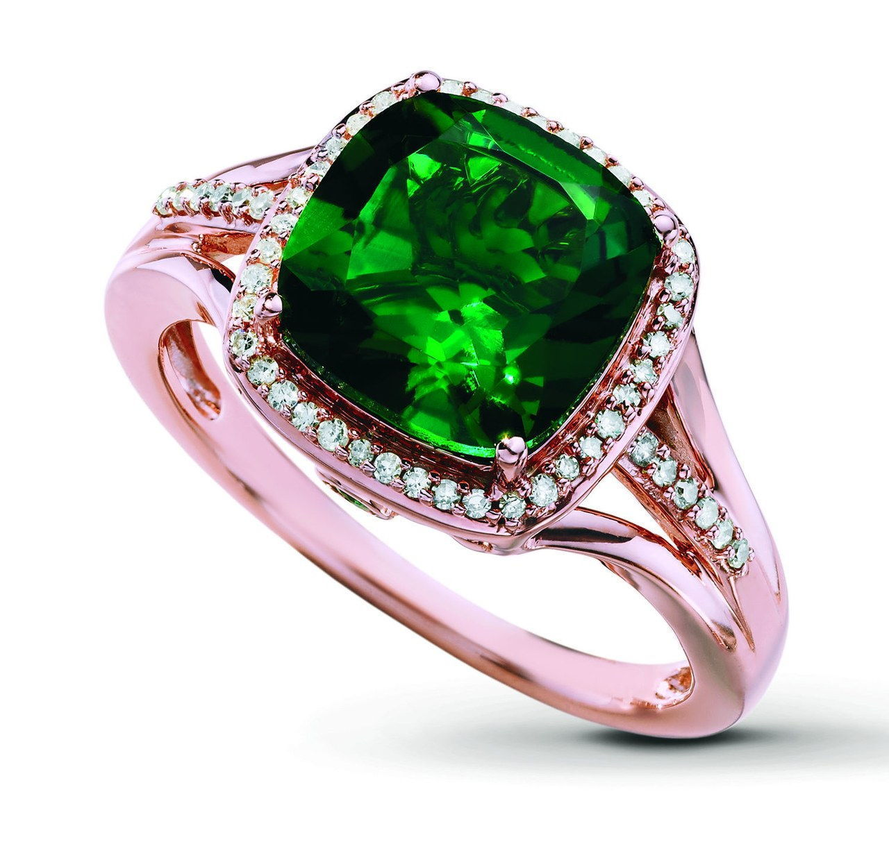 Sofija vergara kays jewelry emerald ring