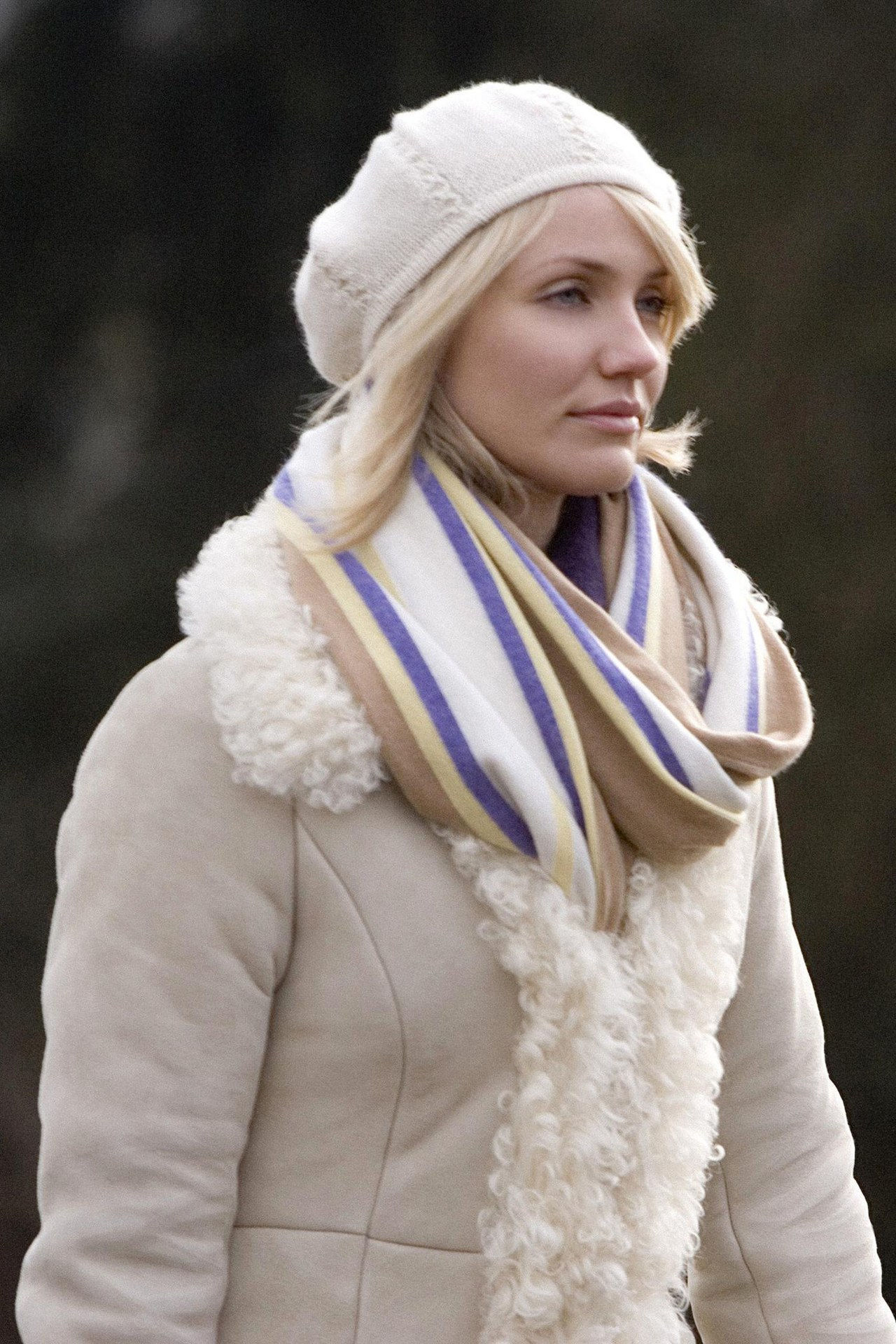 parhaat coats in movies the holiday 2006 shearling