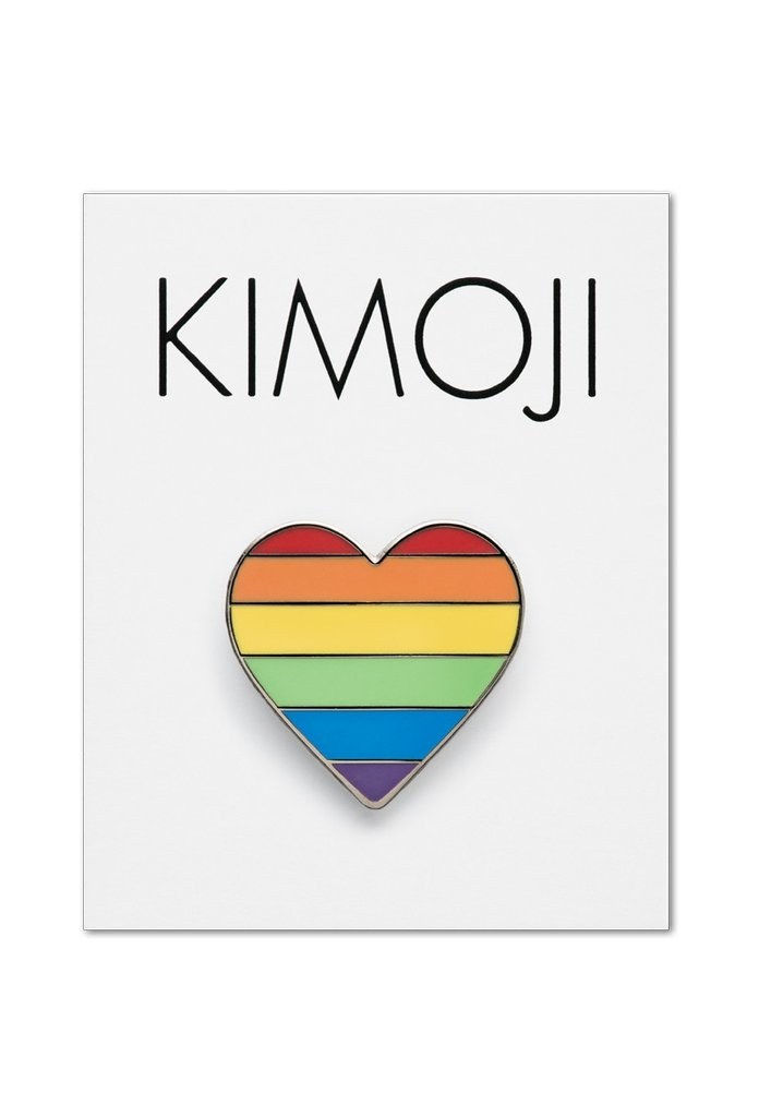 Kimoji Rainbow Heart Pin, [$8](http://store.kimkardashianwest.com/products/kimoji-rainbow-heart-pin)