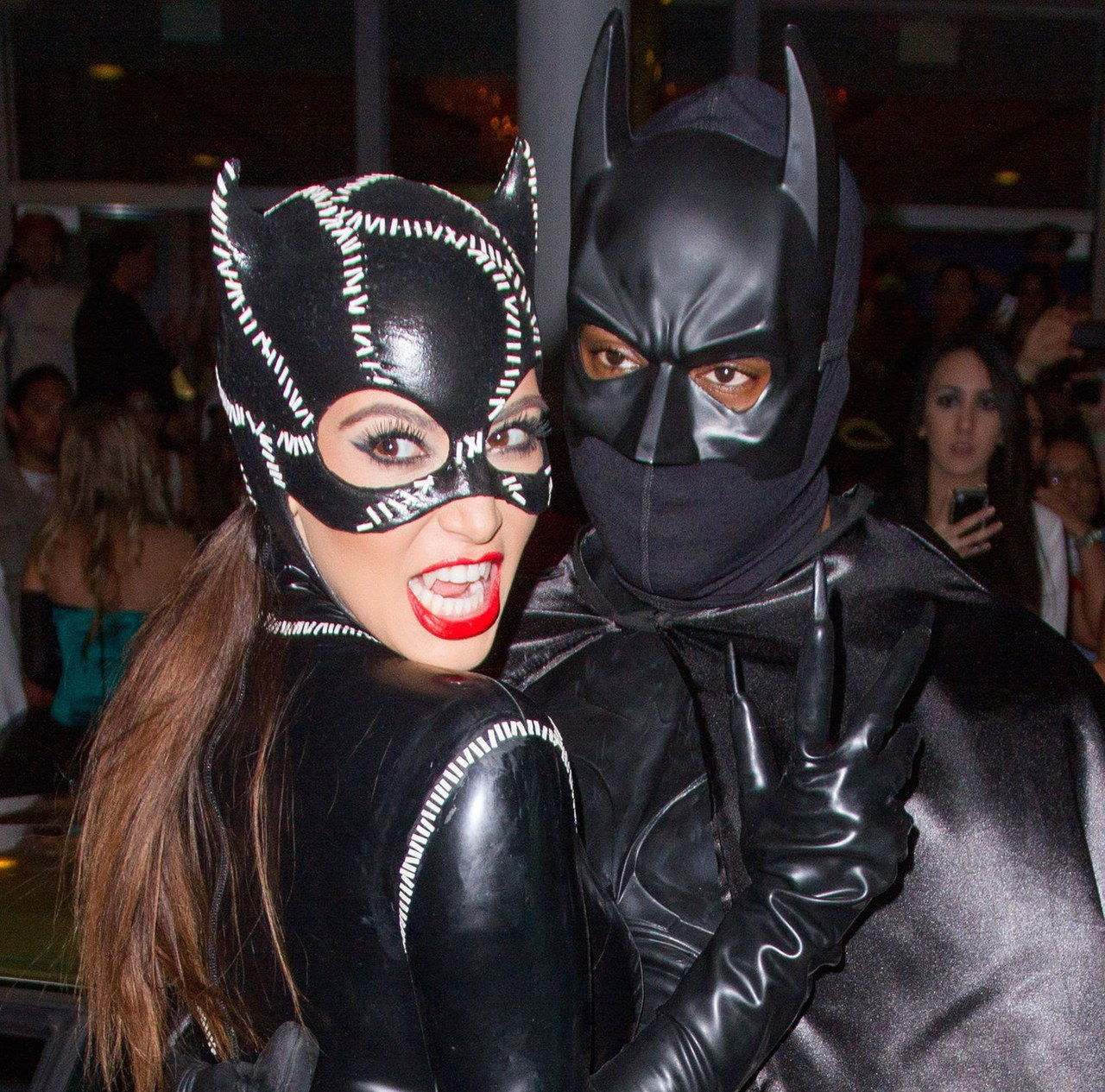 Halloween getty couples