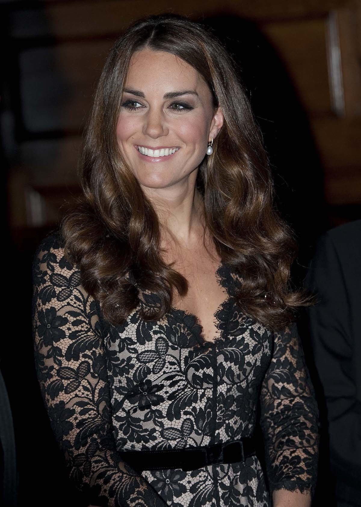 Duke And Duchess Of Cambridge Attend A Dinner At Temple Inn