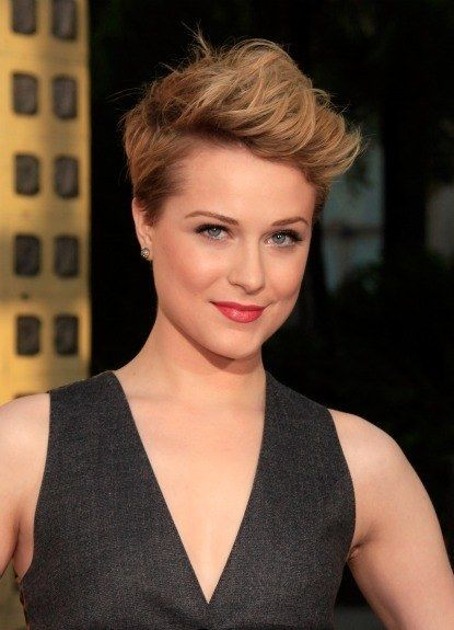 0622 evan rachel wood short haircut bd