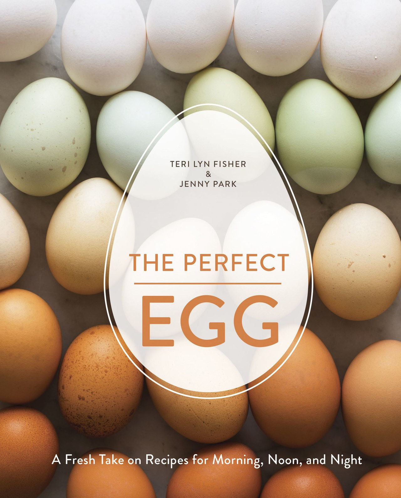 la perfect egg book